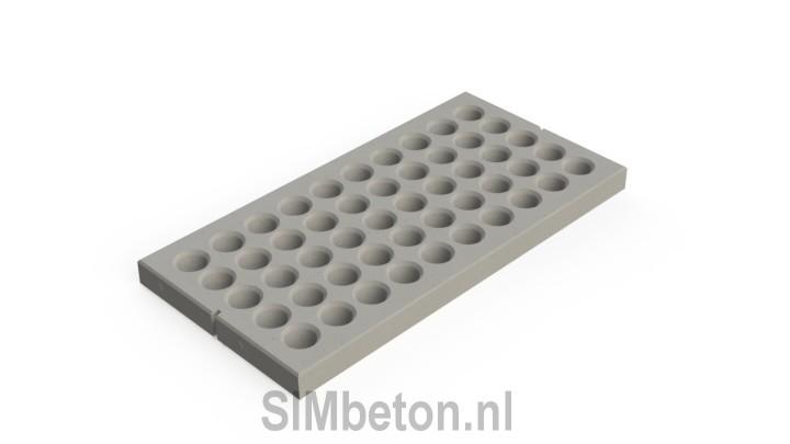 betonplaten herbe SIMgras ®